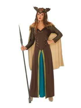 Women's Viking Costume