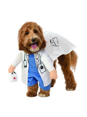 44c46d0c809 Walking Vet Costume for Pet