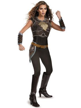 Warcraft Adult Garona Women's Costume