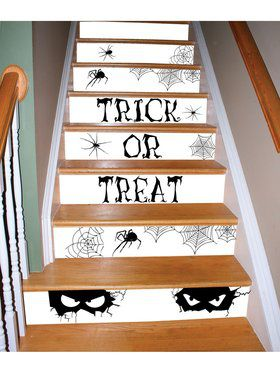 Watch Your Step - Stair Decor