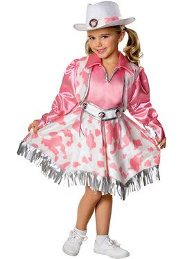 Western Diva Toddler / Child Costume Toddler