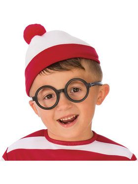 Deluxe Where's Waldo Glasses