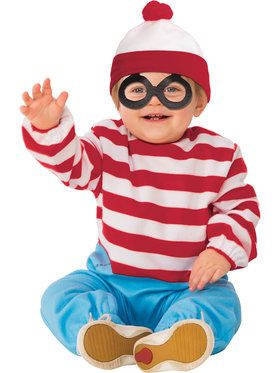 Toddler Where's Waldo