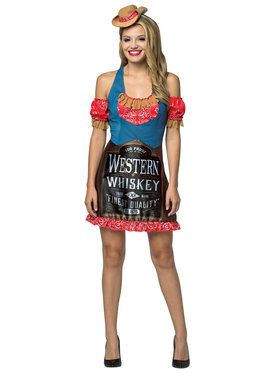 Whiskey Dress for Women Standard