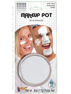 White Face Paint