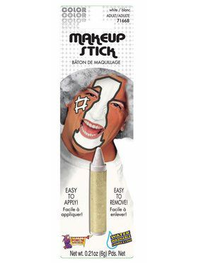 White Makeup Stick