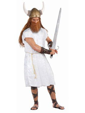 White Tunic - Standard Adult Costume