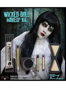 Wicked Doll Makeup Kit