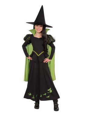 Child's Wicked Witch Costume