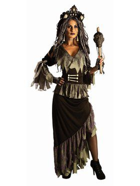 Wicked Witchy Doctor Adult Costume