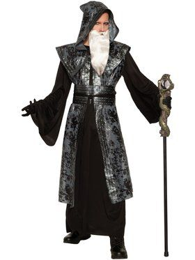 Wicked Wizard - Plus Adult Costume