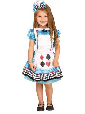 Wild Wonderland Girl Costume