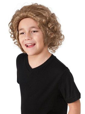 Willy Wonka the Chocolate Factory: Willy Wonka Child Wig