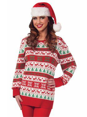 Winder Wonderland Christmas Sweater