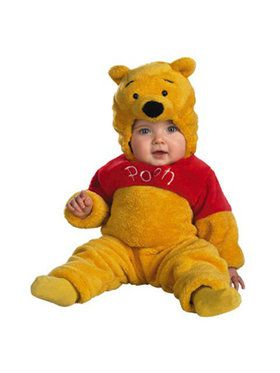 Pooh Bear Infant / Toddler Costume