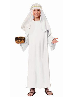 Wisemen - White Child Costume