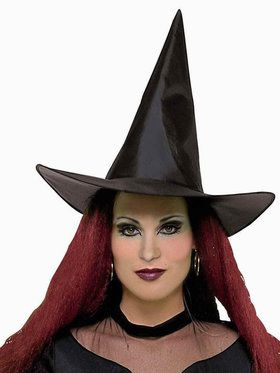 Witch Costume Hat for Adults