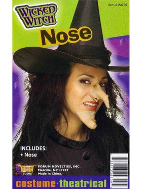 Witch Nose Accessory