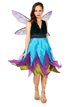 Adult Witching Hour Dragonfly Costume