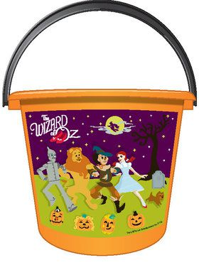 Wizard of Oz Trick or Treat Pail Accessory