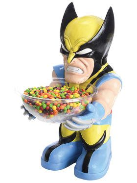 The Wolverine Candy Bowl Holder