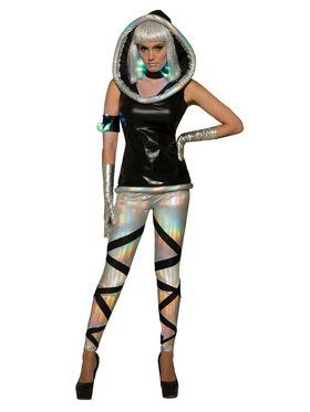 Womens Alien Queen Costume