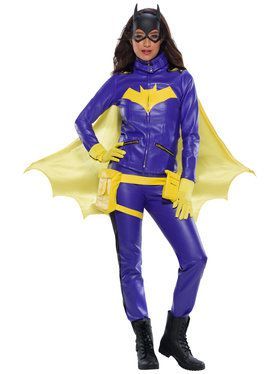 Womens Batgirl Jacket Set