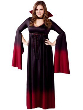 Womens Blood Vamp Adult Plus Costume