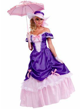 Blossom Southern Belle Adult Costume for Women