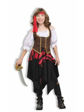 Womens Buccaneer Sweetie Costume