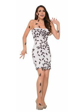 Womens Bugging Out Dress Costume