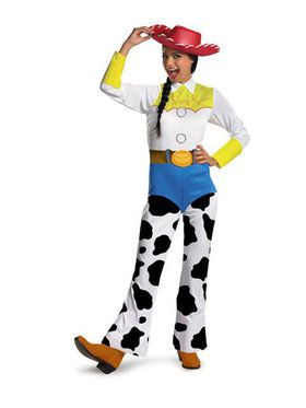 Toy Story - Classic Womens Jessie Costume