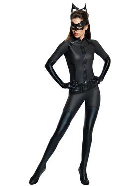 Collectors Edition Catwoman Costume For Women