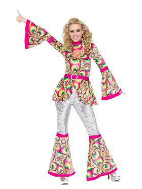 Women's Dance Fever Adult Costume
