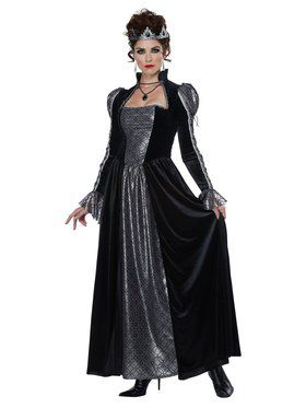 Womens Dark Majesty Costume
