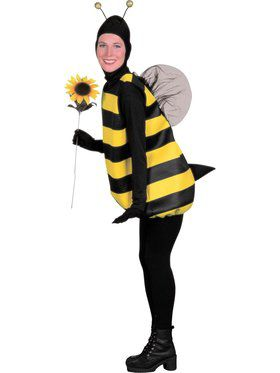 Womens Deluxe Beguiling Bee Costume