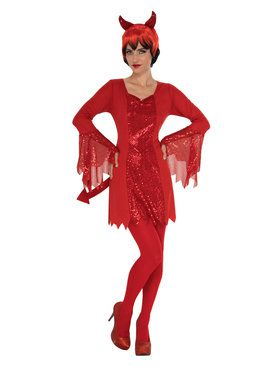 Devil Costume for Women