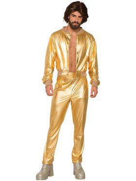Disco Singer Costume for Men