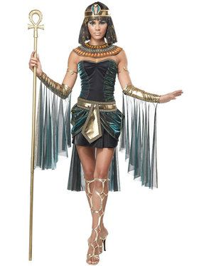 Goddess Isis Costume Ideas