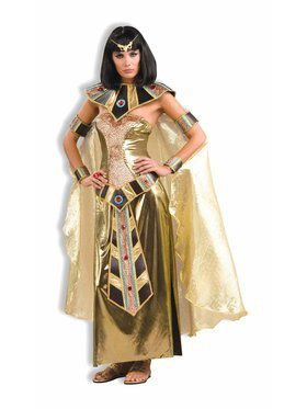 Womens Egyptian Goddess Costume
