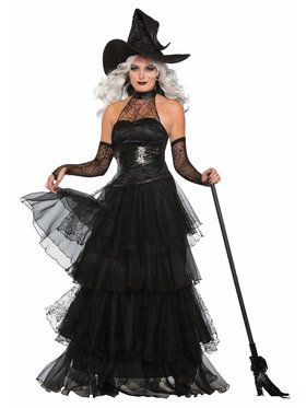 Ember Witch Womens Costume