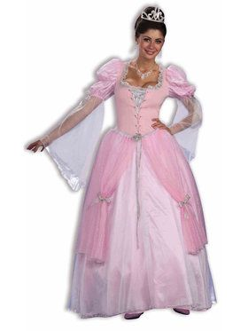 Women's Fairy Tale Princess Costume