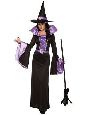 Womens Fantasy Sorceress Costume