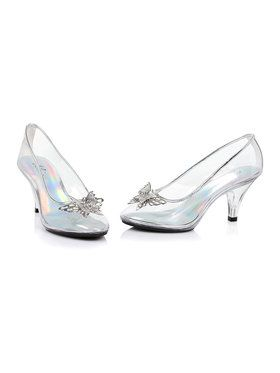 Women's Glass Slipper Heel