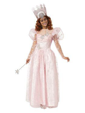 Glinda the Witch Womens Costume