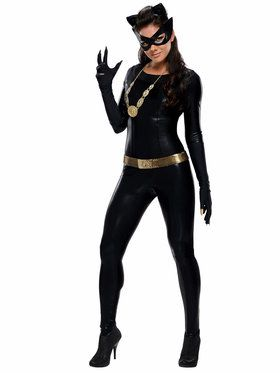 Grand Heritage DC Catwoman Womens Costume