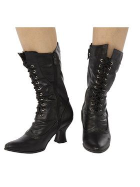 Lace-Up Hailey Boot