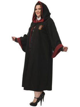 Harry Potter Hermione Plus Size Costume For Women