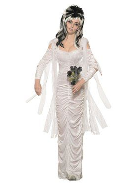 Haunted Bride Costume for Adults