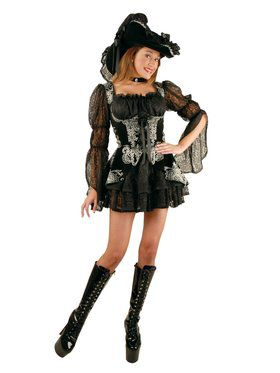 Women's Lacey Pirate Dress